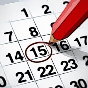 Suma y resta de días a fechas