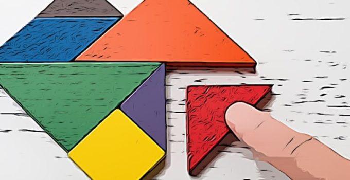 area de un triángulo