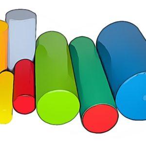 calculadora volumenes cilindro