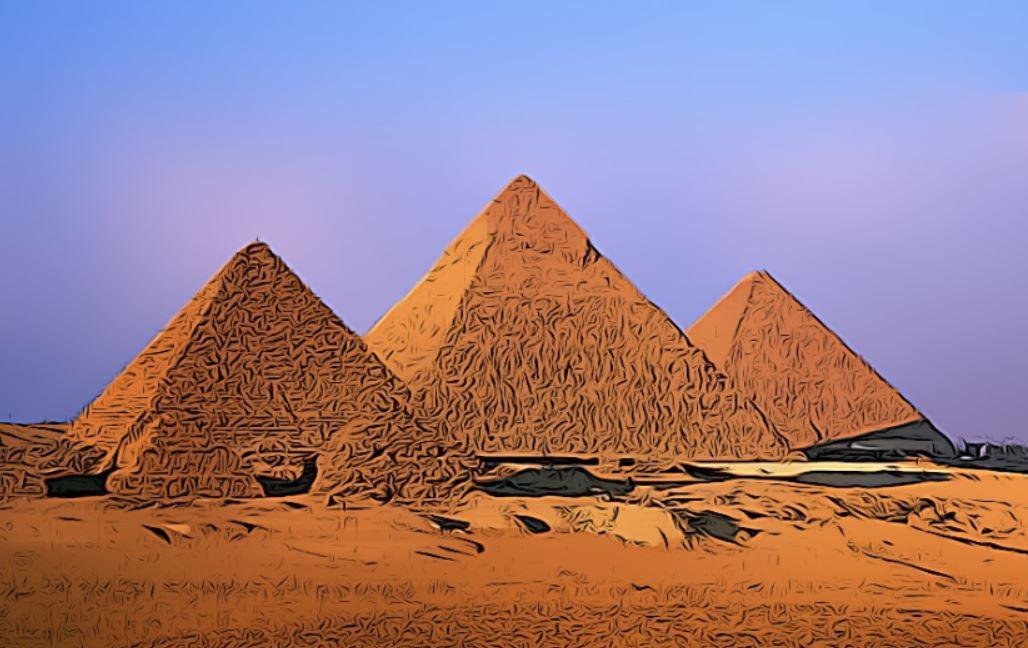 calcular volumen de una pirámide