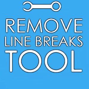 remove line breaks removedor de saltos de linea