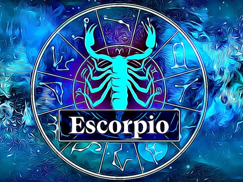 escorpión de escorpio
